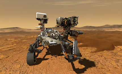 persevernace rover hutchinson mars