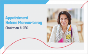 Helene Moreau-Leroy Chairman & Chief Executive Officer of Hutchinson