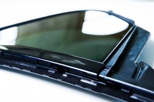Thermoplastic On Glass