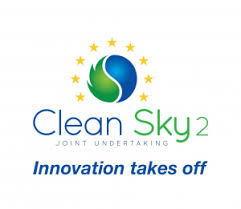 Clean Sky 2 Logo with tagline